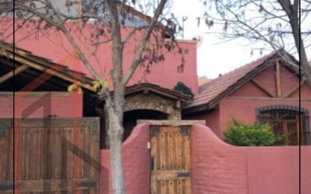 Casa en venta Sta. Lucia